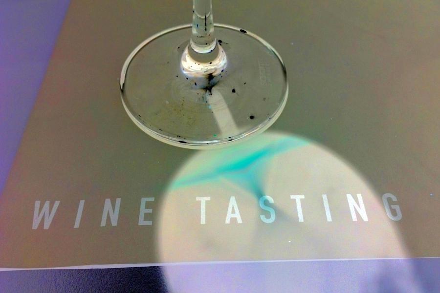 Wein-Tasing